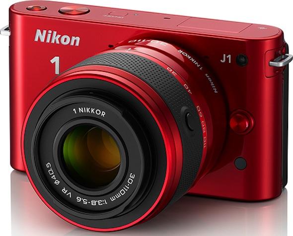 Nikon presenta sus novedosas cámaras Evil V1 y J1