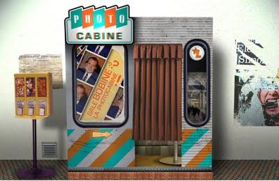 Photocabine Photocabine, cabina de fotos del recuerdo