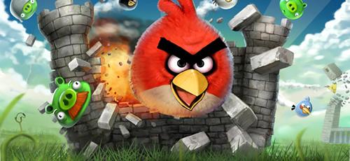 Angry birds, al acecho de ciberdelincuentes - angrybirds