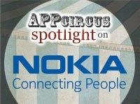 Spotlight on Nokia, competición de aplicaciones móviles - appcircus-spotlight-nokia