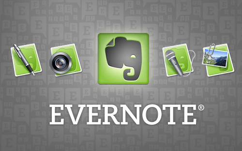 Organiza tus notas con Evernote - evernote