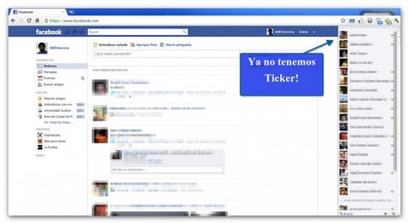 Cómo ocultar el molesto Ticker de Facebook - facebook-no-ticker-590x323