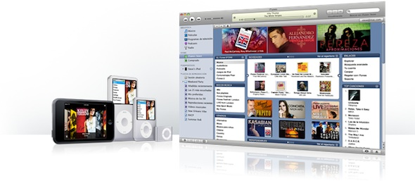 iTunes, un completo reproductor multimedia para Windows y Mac - itunes