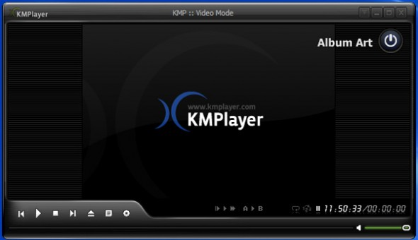El mejor reproductor de video para Windows, The KMPlayer - km-player-interface-590x340