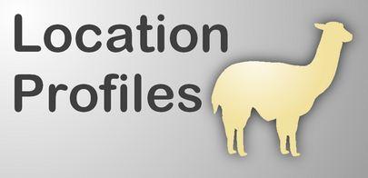 Perfiles del teléfono basados en la ubicación para Android - llama-location-profiles