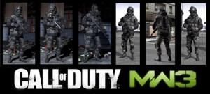 Trailer del multiplayer de Modern Warfare 3 al fin revelado!