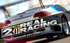 Sumérgete en las carreras con Real Racing 2 HD