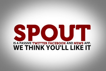 Spout, revisa tus redes sociales con estilo [Reseña] - spout