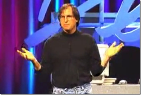 Desde 1997, Steve Jobs tenía muy clara la idea del futuro de la computación [video] - steve-jobs-keynote-wwdc-1997