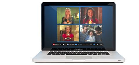 Skype, mensajería instantánea y videollamadas multiplataforma - videocall