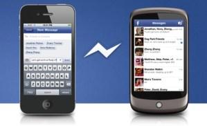 Facebook Messenger para iOS, Android y Blackberry ya disponible … WhatsApp tiembla