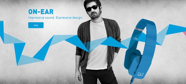 Nokia Purity HD Stereo headset Nokia Purity, auriculares de gran calidad de la mano de Monster