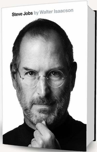 Steve jobs a briography Disponible la biografía oficial de Steve Jobs