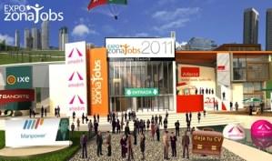 Expo ZonaJobs 2011, la feria virtual de empleo más grande de México