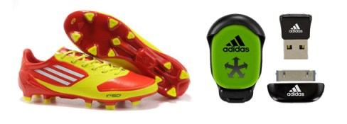 f501 Adidas lanza SPEED CELL para medir tu desempeño en los deportes
