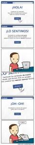 Facebook y sus actualizaciones infinitas [Humor]