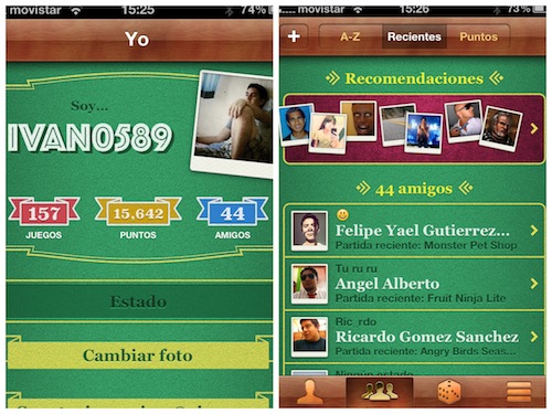 game center ios 5 Novedades en las Apps de iOS 5 [Safari, Música, Calendario y Game Center]