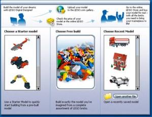 Diseñador LEGO para tu computadora