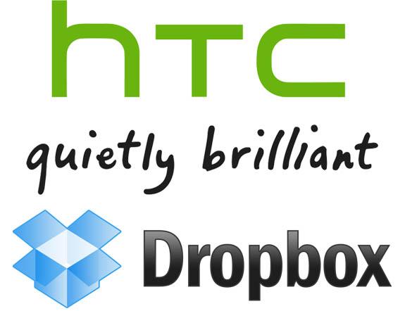 htc dropbox HTC y Dropbox te regalan 5GB en tu nuevo smartphone
