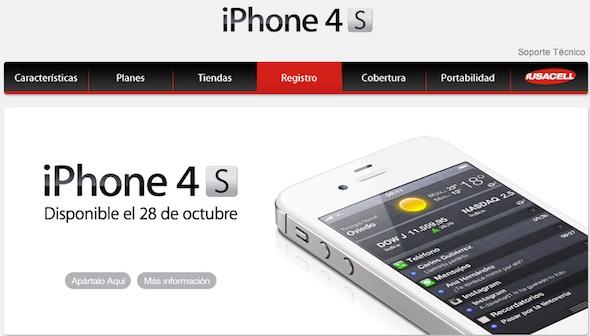 iPhone 4s mexico iusacell Precios de iPhone 4S en Iusacell