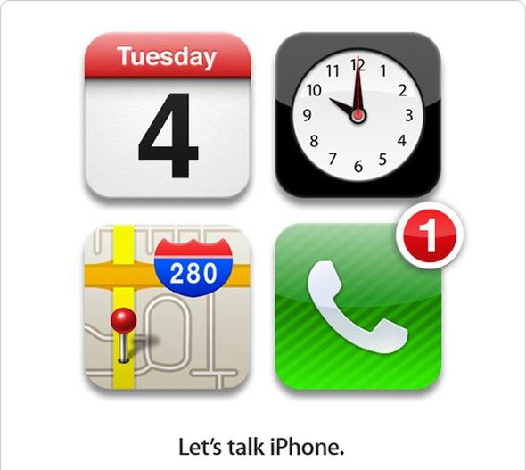 Apple presenta un nuevo iPhone el día de hoy - iPhone-5-4s