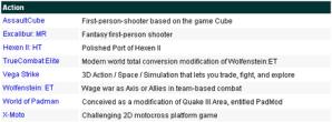 Juegos para linux gratis