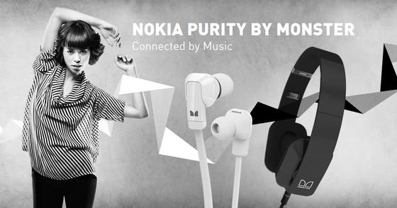 nokia purity monster Nokia Purity, auriculares de gran calidad de la mano de Monster