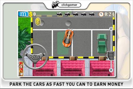 Un juego para probar este fin de semana: Parking Mania para iOS - parking-mania