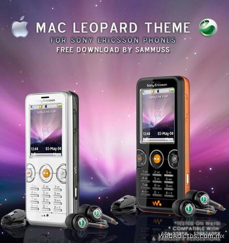 temas gratis para celular sony ericsson z750