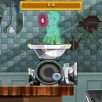 Juegos de Halloween para iPhone: Zombie Cookin