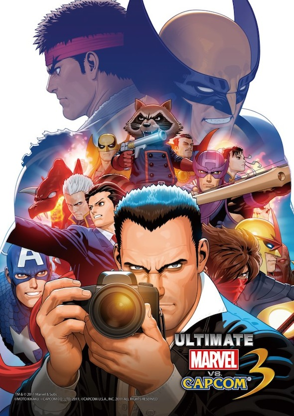 Ultimate Marvel Vs Capcom 3 [Reseña]