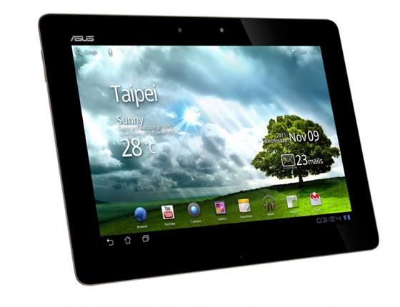 Asus Transformer Prime, la primera tablet de cuatro núcleos - Asus-Transformer
