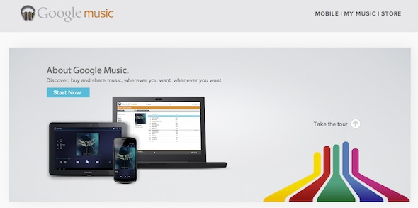 Google lanza oficialmente Google Music, un serio competidor para la iTunes Store - Google-music-1