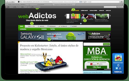 Juega Angry Birds y Fruit Ninja en cualquier sitio web gracias a Nokia - angry-birds-fruit-ninja-nokia