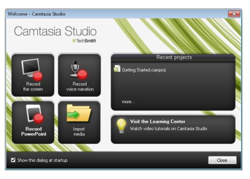 camtasia studio 29 4 Aplicaciones para grabar tu pantalla en Windows