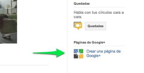 Cómo hacer una página en Google+ - crear-pagina-google-plus