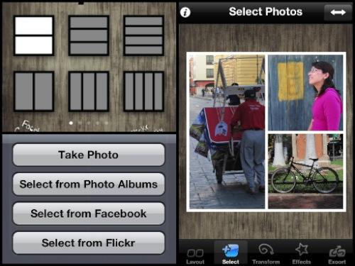 diptic inicio Diptic para iPhone y iPad, una increíble aplicación para crear imágenes fantásticas [Reseña]