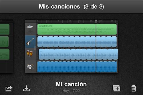 garageband app Una App para probar esta semana: GarageBand, ideal para los músicos y los no tan músicos