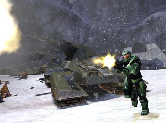 Hoy Xbox celebra su décimo cumpleaños - halo-1