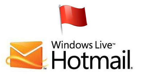 hotmail flags banderas Hotmail nos explica el nuevo uso de las banderas en el correo
