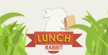 Lunch Rabbit, como conocer gente a la hora del almuerzo - lunch-rabbit