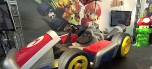 Mario Kart 7 presente en el Auto Show 2011 en Los Ángeles