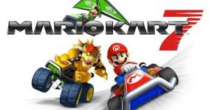 Trailer de Mario Kart 7 para el 3DS
