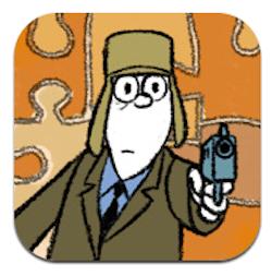 Una app para probar esta semana: Puzzle Agent, para los amantes de los puzzles - puzzle-agent-para-ios