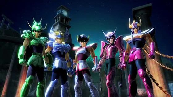 saint seiya sanctuary battle Video del gameplay del videojuego de Saint Seiya para PS3
