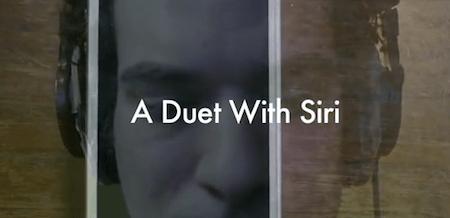 Un dueto con Siri, la canción del iPhone 4S [Video] - un-dueto-con-siri