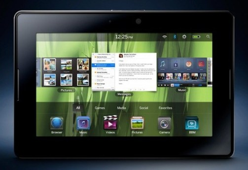 Peores FAILS tecnológicos del 2011 - BlackBerryPlayBook