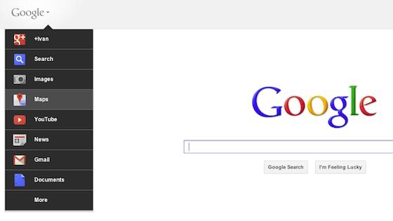 Cómo activar la nueva barra de navegación de Google - activar-google-bar