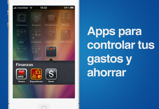apps para ahorrar controlar gastos Que ahorrar sea tu prioridad este 2012 con estas aplicaciones