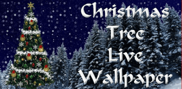 christmas tree live wallpaper Colección de Live Wallpapers navideños para Android